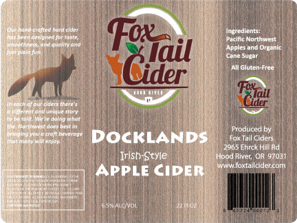 Fox Tail Cider